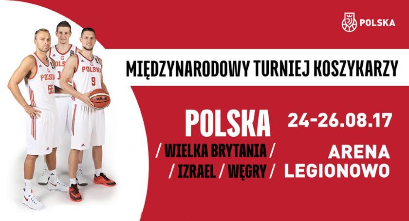 Konkurs , Wygraj bilety Międzynarodowy Turniej Koszykówki [KONKURS] - zdjęcie, fotografia