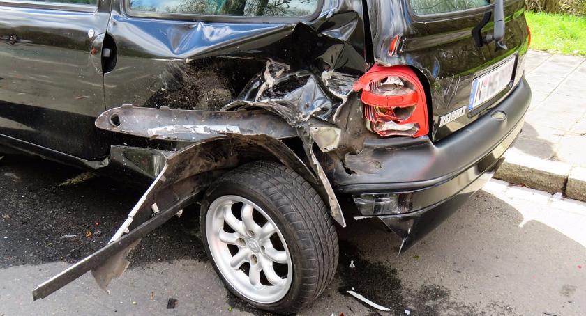 Wypadki, Wyniki raportu stanie bezpieczeństwa drogowego - zdjęcie, fotografia