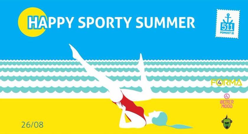 Sport, Happy Sporty Summer Wisłą - zdjęcie, fotografia