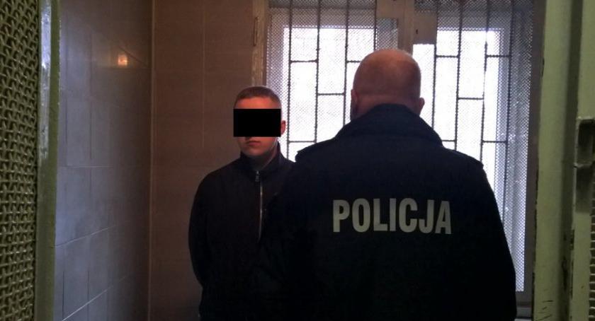 Pobicia, dochodzenie pierwsze zarzuty muzułmankę - zdjęcie, fotografia