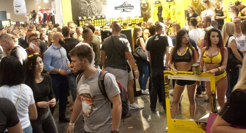 Sport, Trwają czyli Największe targi fitness Polsce - zdjęcie, fotografia