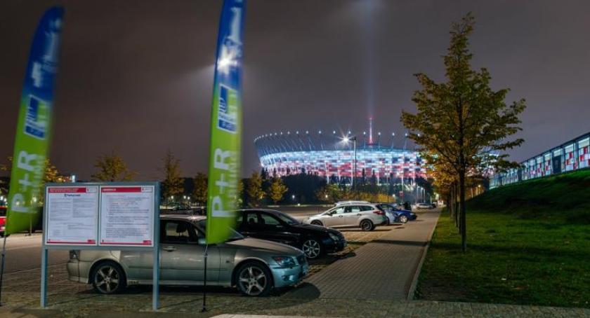 Drogi, Uwaga! Parking Warszawa Stadion będzie nieczynny niemal tygodnie! - zdjęcie, fotografia