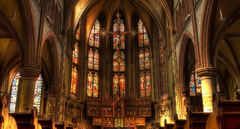 Religia - kościoły - święta, Pierwsza Warszawie święta języku chińskim! - zdjęcie, fotografia