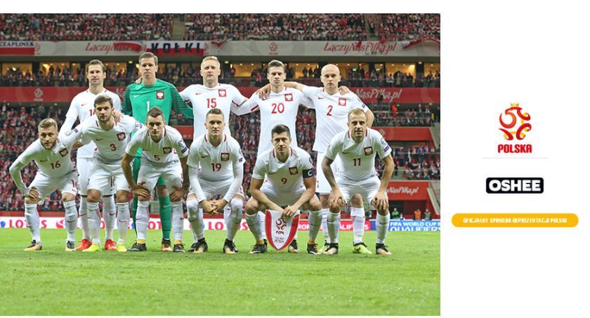 Piłka nożna, Oshee nowym oficjalnym sponsorem polskiej reprezentacji - zdjęcie, fotografia