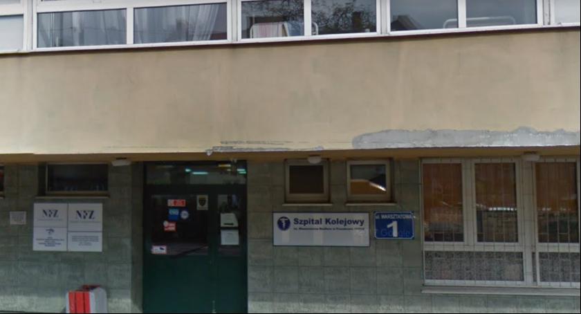 Wypadki, Tragiczna śmierć pielęgniarki podczas dyżuru szpitalu - zdjęcie, fotografia