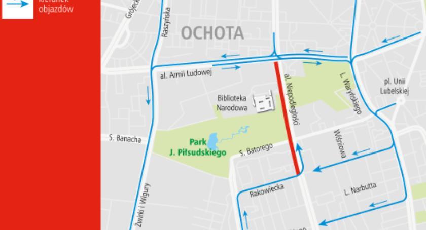 Drogi, piątek rusza remont Niepodległości Sprawdźcie objazdy! - zdjęcie, fotografia