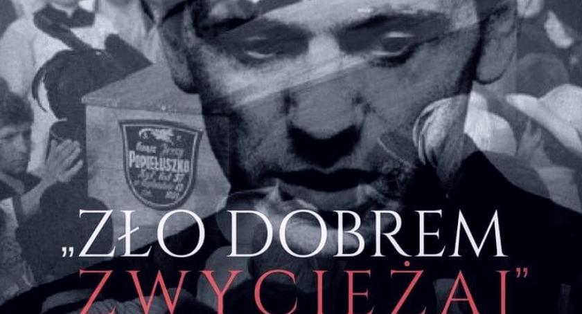 Historia Warszawy, rocznica śmierci księdza Jerzego Popiełuszko - zdjęcie, fotografia
