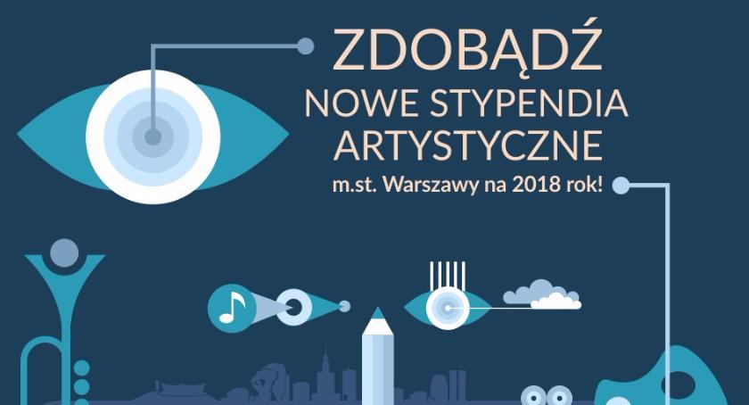 Konkurs , Stypendia artystów dorobkiem debiutantów - zdjęcie, fotografia