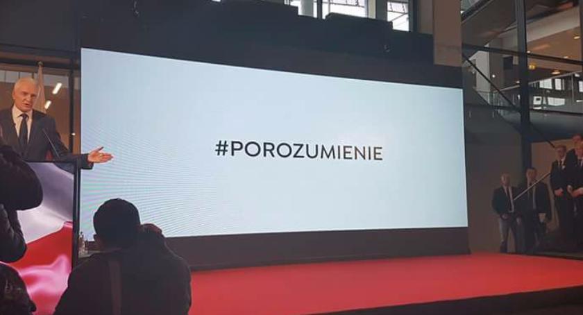 Wybory samorządowe 2018, Porozumienie partia Jarosława Gowina Zapowiedziano reformę samorządową - zdjęcie, fotografia