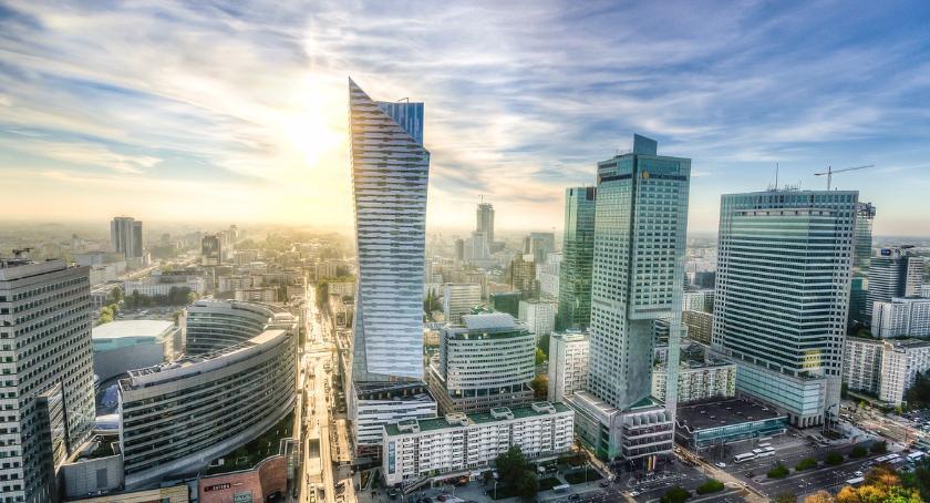 Podróże, Warszawa bardziej atrakcyjna turystów osób zwiedzi stolicę - zdjęcie, fotografia