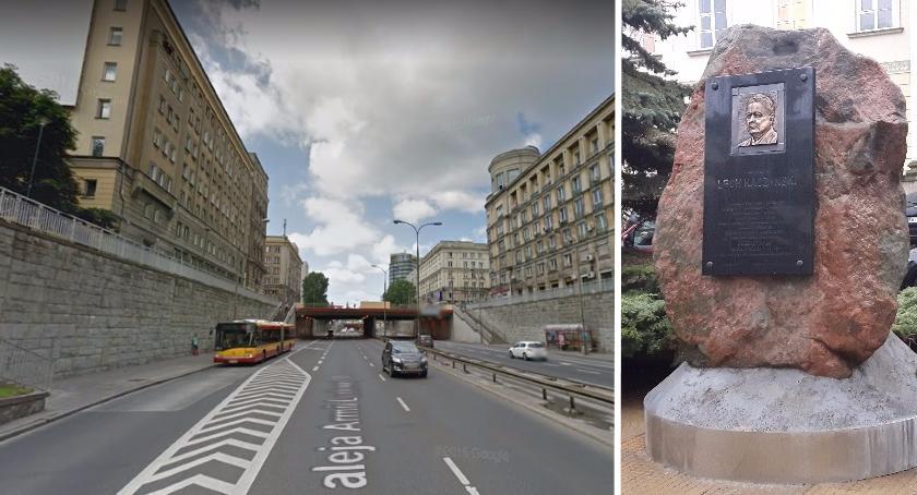 Ulice – place , Aleja Armii Ludowej zmieni nazwę Aleję Lecha Kaczyńskiego - zdjęcie, fotografia