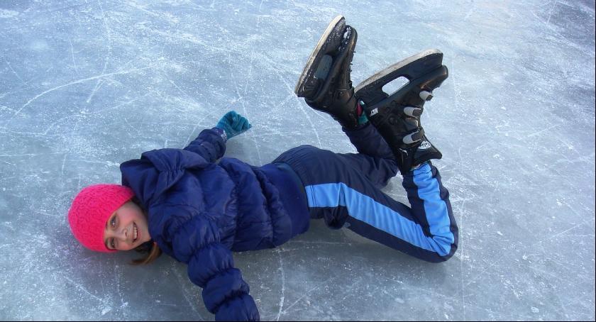 Sporty zimowe, Miejskie ślizgawki start! - zdjęcie, fotografia