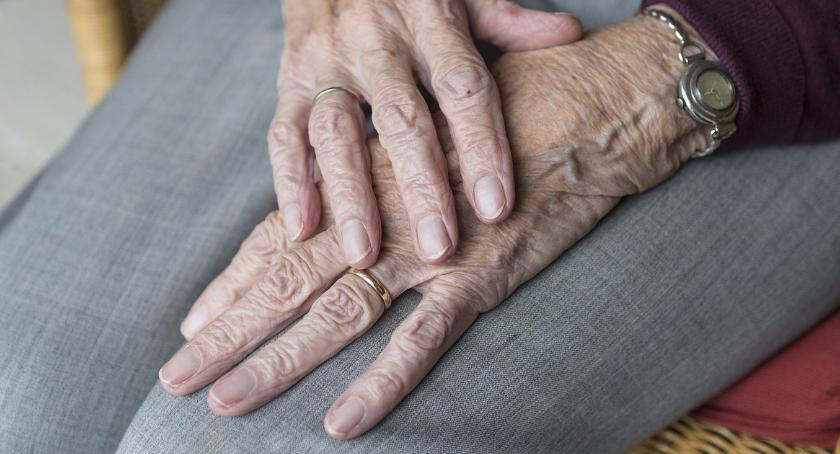 Seniorzy, Dzień Seniora warszawskich sądach - zdjęcie, fotografia