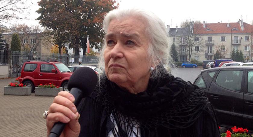 NEWS, żyje była senator Ligia Urniaż Grabowska - zdjęcie, fotografia