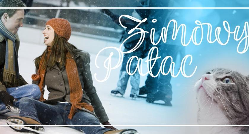 PKiN zaprasza, Zimowy pełen świątecznych atrakcji - zdjęcie, fotografia