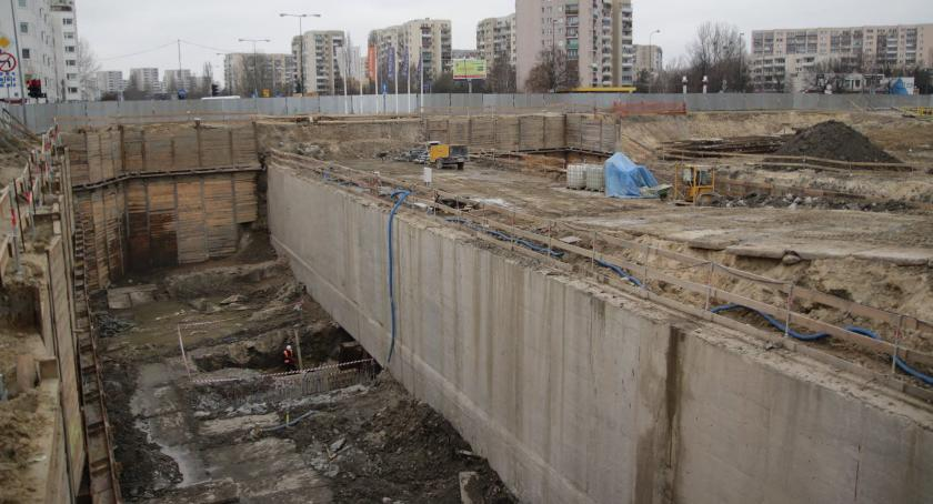 Metro, Wykonawca odkopał tunel linii metra Zobaczcie zdjęcia! - zdjęcie, fotografia