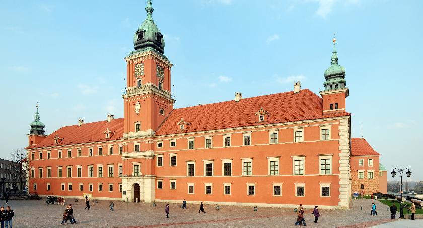 Zabytki, Zamek Królewski odzyskać Pałac Ślubów - zdjęcie, fotografia