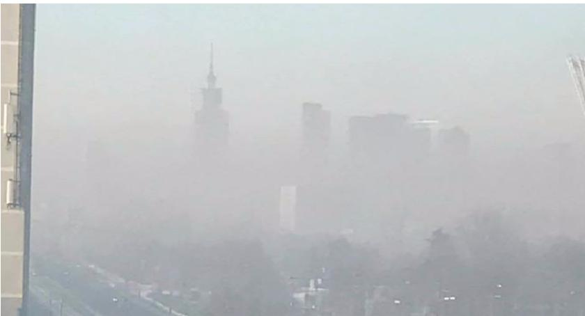 Prognoza pogody, Rekordowy Warszawie Gorzej Krakowie - zdjęcie, fotografia