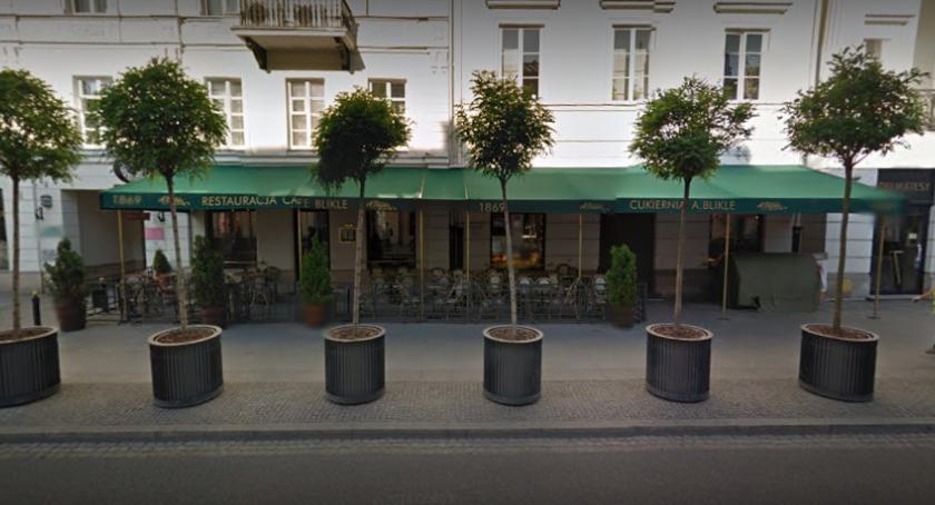 Zabytki, Cukiernia Blikle zostanie zabytkiem - zdjęcie, fotografia
