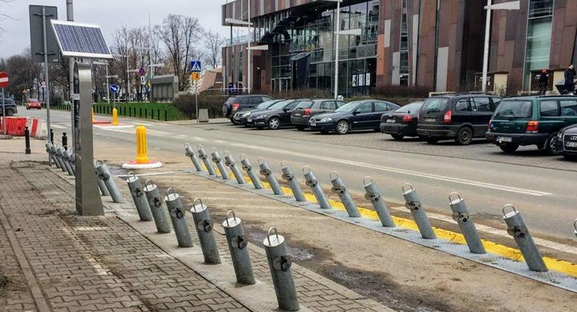Rower, Veturilo Powiślu małe poprawki duża zmiana Wygodniej bezpieczniej - zdjęcie, fotografia