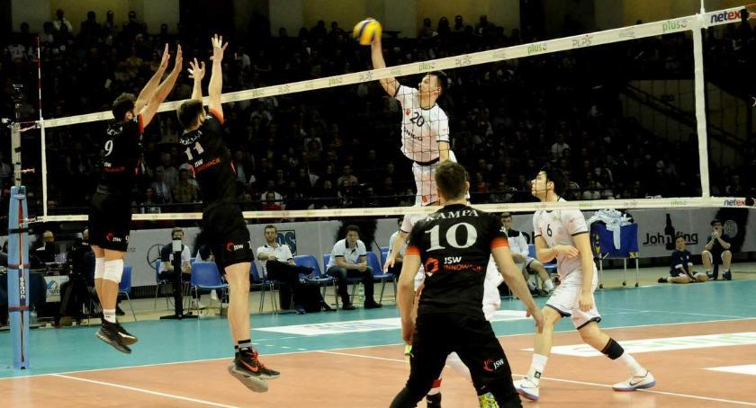 ONICO Warszawa, ONICO Final Pucharu Polski - zdjęcie, fotografia