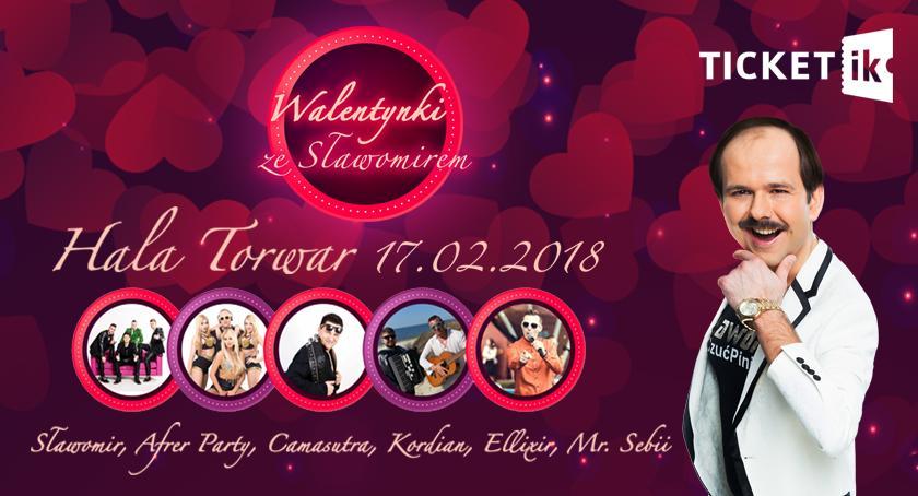 Koncerty - muzyka - płyty , Walentynki Sławomirem Czemu - zdjęcie, fotografia
