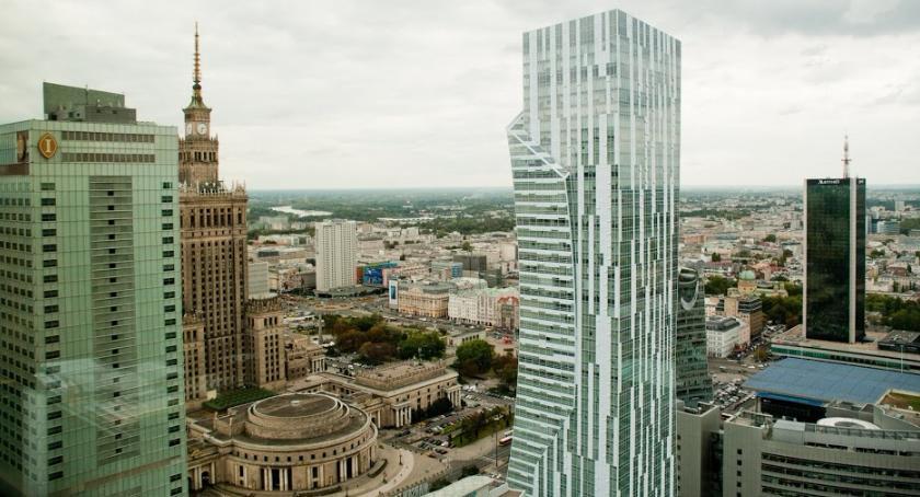 Inwestycje, Apartament wieżowcu Złota sprzedany - zdjęcie, fotografia