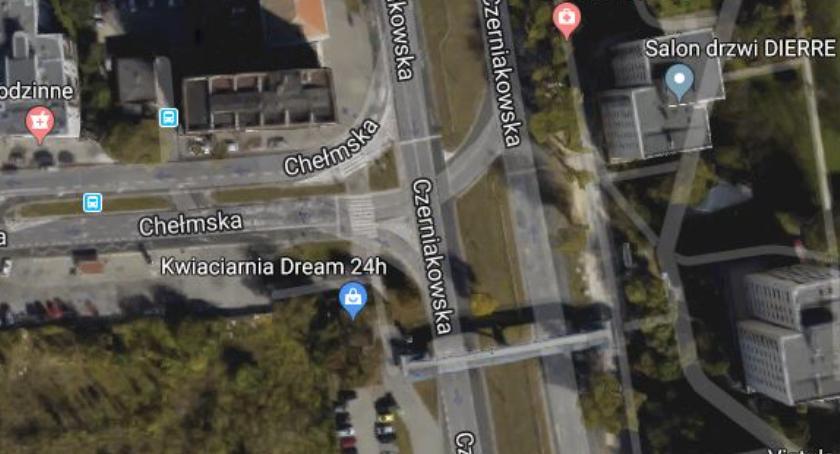 Ulice – place , Uwaga! Przez tygodnie utrudnienia Czerniakowskiej kierunku centrum - zdjęcie, fotografia