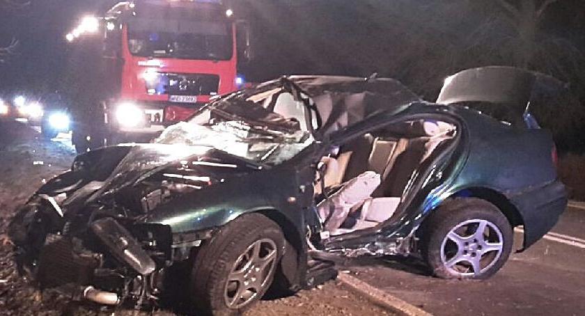 Wypadki, Tragedia Nasielskiem Policja szuka świadków wypadku - zdjęcie, fotografia