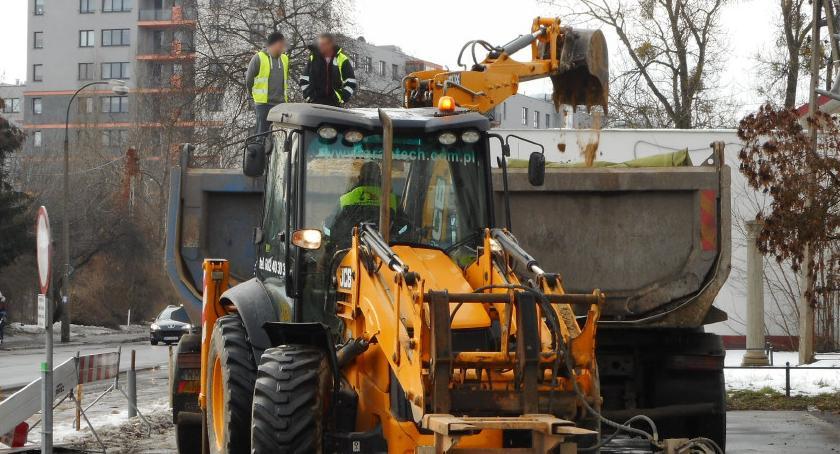 Ulice – place , Ponad zatrzymanych kontroli ciężarówek bilans stycznia drogach mieście - zdjęcie, fotografia