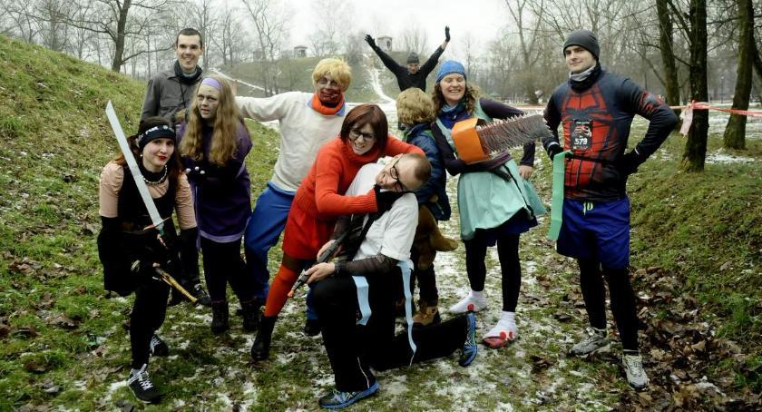 Biegi - maratony, Death Krwawe Walentynki [ZDJĘCIA] - zdjęcie, fotografia