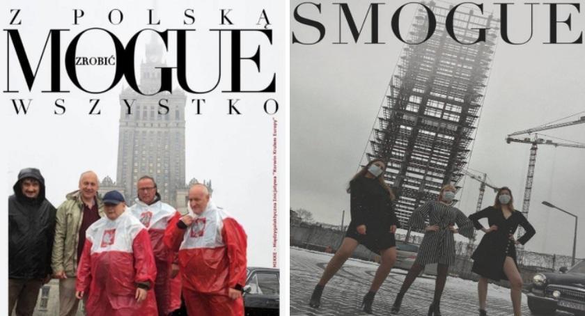 MEMY, Najlepsze przeróbki okładki magazynu Vogue [MEMY] - zdjęcie, fotografia