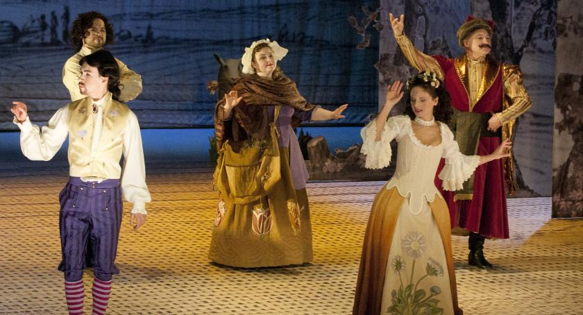 Teatry - spektakle - premiery , Opera Nędza uszczęśliwiona premiera jutro - zdjęcie, fotografia