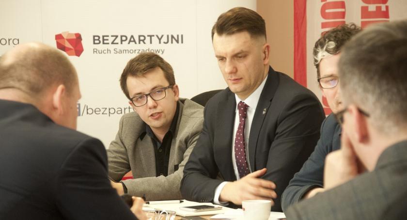 Polityka, Krajowa konwencja BEZPARTYJNYCH Warszawie! - zdjęcie, fotografia