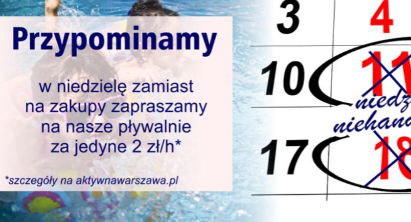 Pływanie, basen zamiast galerii handlowej zdrowiej pewno taniej! - zdjęcie, fotografia