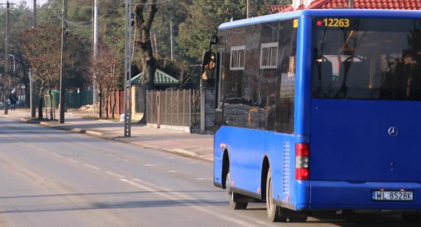 Autobusy, linia Legionowa Marek Sprawdź szczegóły - zdjęcie, fotografia