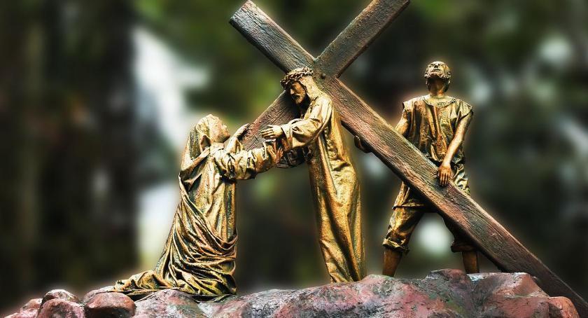 Religia - kościoły - święta, Centralna Droga Krzyżowa jutro ulicach Warszawy - zdjęcie, fotografia