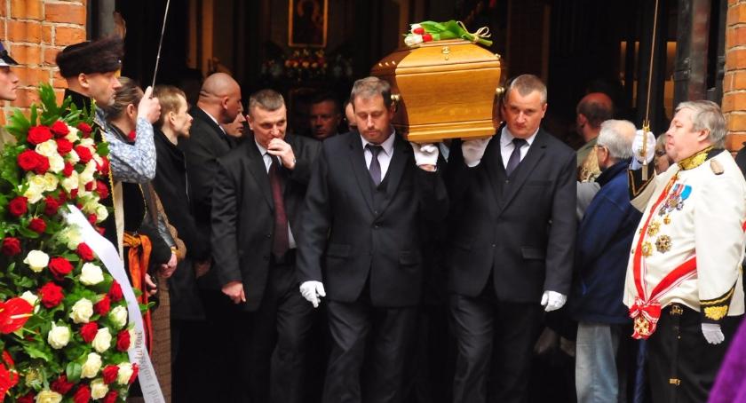 Religia - kościoły - święta, Pogrzeb posła Artura Górskiego - zdjęcie, fotografia