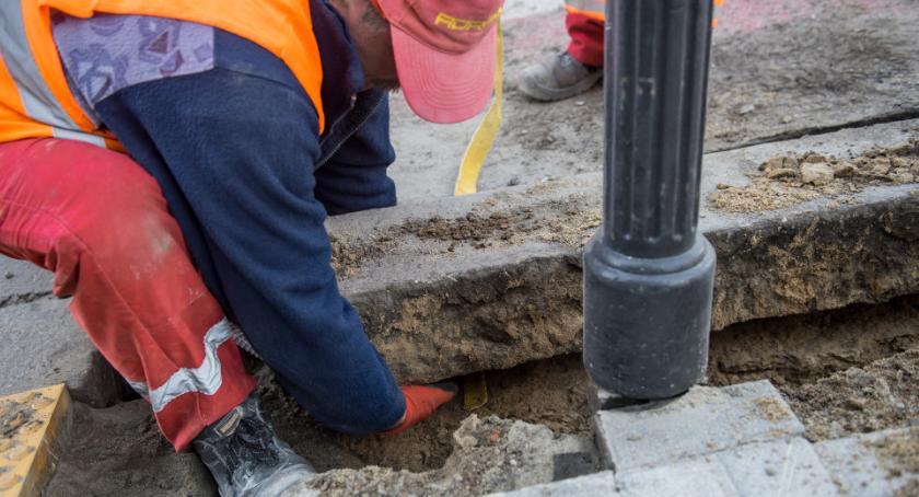 Drogi, Dzielnice programie likwidacji barier - zdjęcie, fotografia