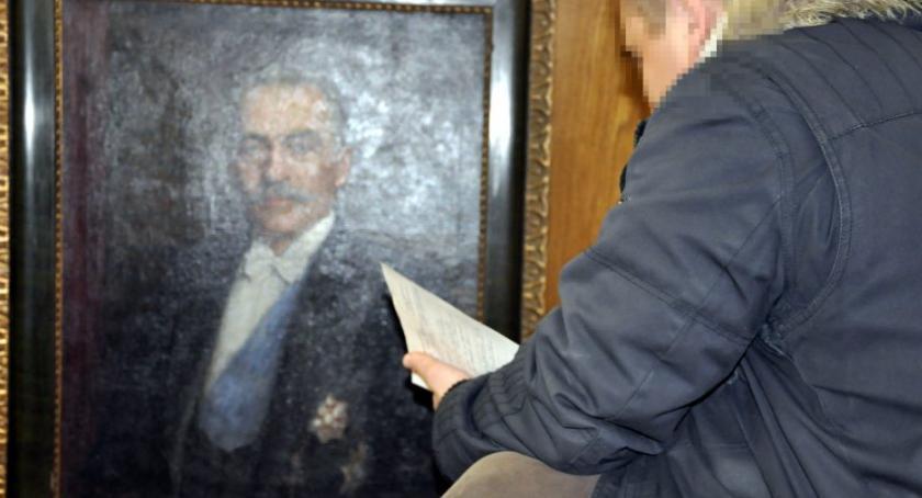 NEWS, Odzyskane obrazy uznane straty wojenne [ZDJĘCIA] - zdjęcie, fotografia