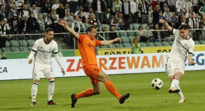 Legia Warszawa, Legia szansę obronić tytuł Mistrza Polski - zdjęcie, fotografia