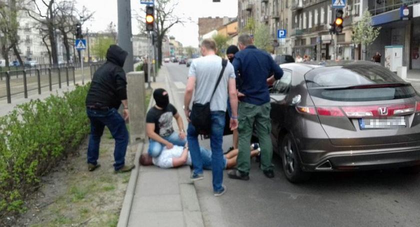 Narkotyki, Akcja kryminalnych Śródmieścia [ZDJĘCIA] - zdjęcie, fotografia