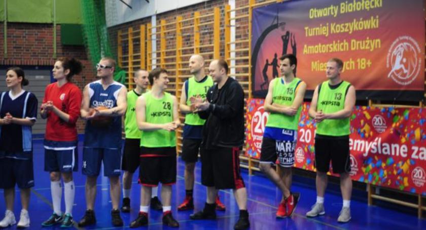 Koszykówka, Otwarty Białołęcki Turniej Koszykówki Amatorskich Drużyn Mieszanych Zgłaszajcie udziału! - zdjęcie, fotografia