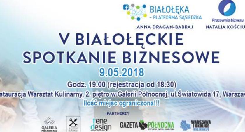 Imprezy, Wydarzenia, Białołęckie Spotkanie Biznesowe - zdjęcie, fotografia