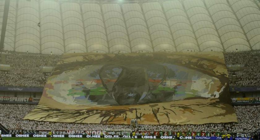 Legia Warszawa, Legia Warszawa Pucharem Polski - zdjęcie, fotografia