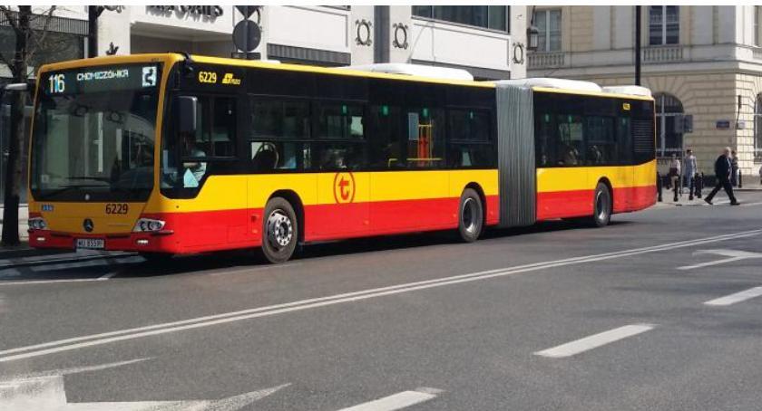Transport publiczny - komunikacja, Dzisiaj defilada okazji Strażaka będą utrudnienia - zdjęcie, fotografia