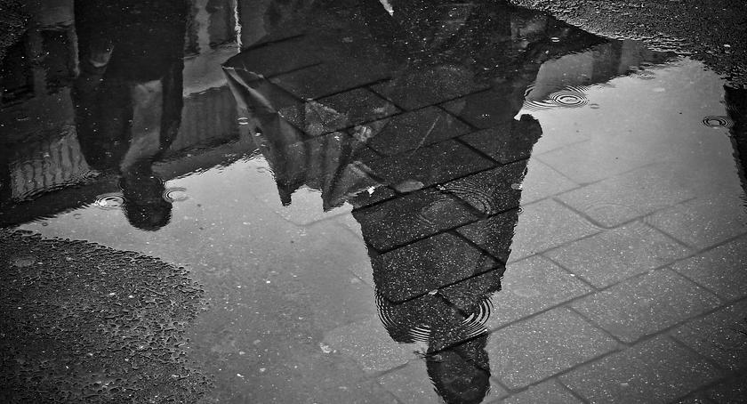 Prognoza pogody, Koniec Nadchodzi zmiana pogody - zdjęcie, fotografia