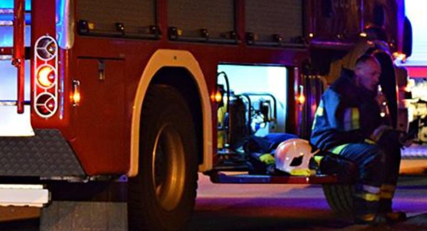 Pożary, Kilkugodzinna akcja gaśnicza sortowni śmieci Wilanowie [ZDJĘCIA] - zdjęcie, fotografia