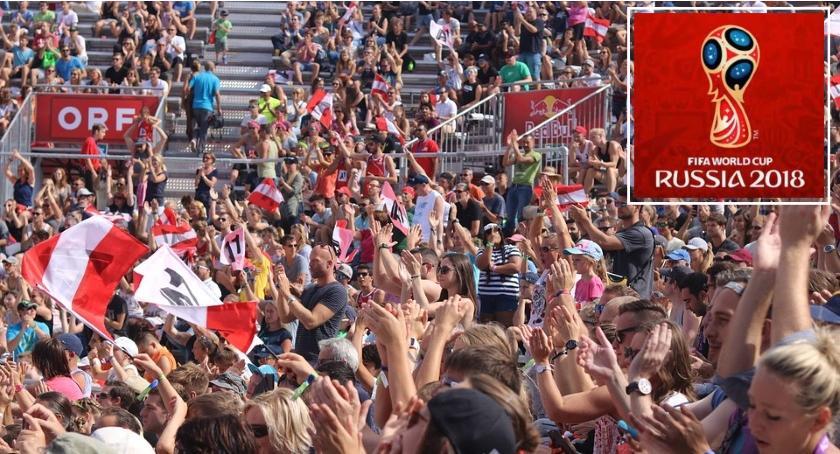 Piłka nożna, Będzie wielka strefa kibiców Warszawie mundial Pomieści nawet osób - zdjęcie, fotografia