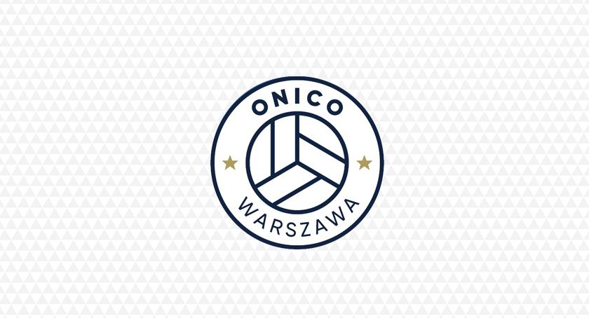 ONICO Warszawa, Kolejne wzmocnienie ONICO Warszawa przyjmujący Piotr Łukasik - zdjęcie, fotografia